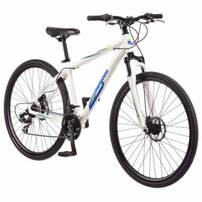 """Mongoose Banish 2.0 29"""" Mens Dual Sport Bike"""