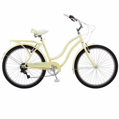 "Schwinn Perla 26"" Womens Cruiser Bike"