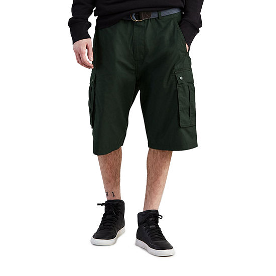 Levis Relaxed Fit Woven Cargo Shorts