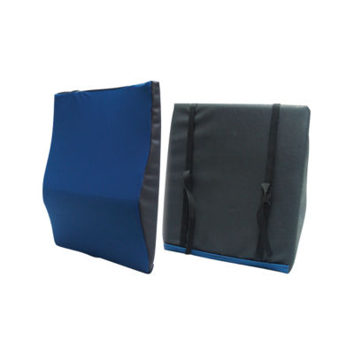 Drive Medical General Use Back Cushion with LumbarSupport