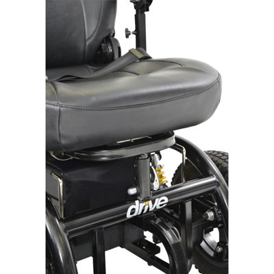 "Drive Medical Trident Front Wheel Drive Power Wheelchair  20"" Seat"