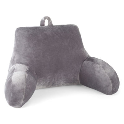 Home Expressions Cozy Plush Solid Backrest