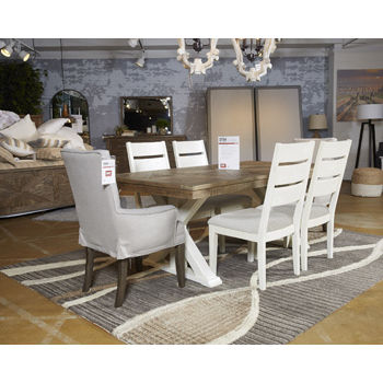 Signature Design by Ashley® Reyna Rectangular Dining Table