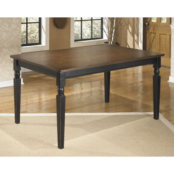 Signature Design by Ashley® Owingsville Dining Room Table