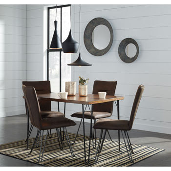 Signature Design by Ashley® Moddano Dining Room Table