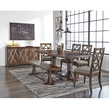 Signature Design by Ashley® Devasheen Dining Room Table