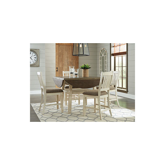 Signature Design by Ashley® Roanoke Counter Height Dining Room Table