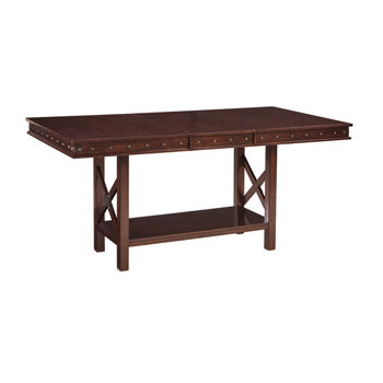 Signature Design by Ashley® Collenburg Counter Height Dining Room Table