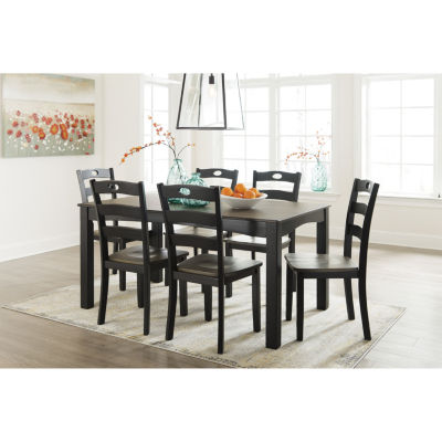 Signature Design by Ashley®  Froshburg 7-Piece Dining Set