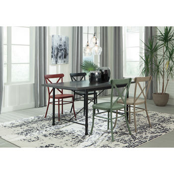 Signature Design by Ashley® Minnona Rectangular Dining Room Table