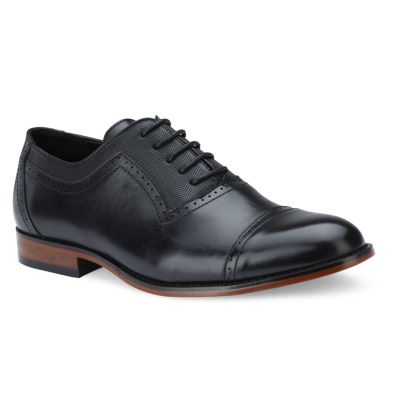 X-Ray Mens Battuto Oxford Lace-up Shoes
