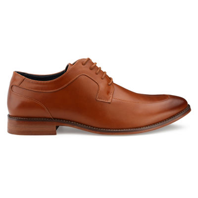 X-Ray Mens Giusto Oxford Round Toe Lace-up Shoes