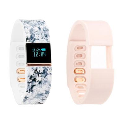 Ifitness Activity Tracker Unisex Multicolor Smart Watch-Ift2670bk668-078