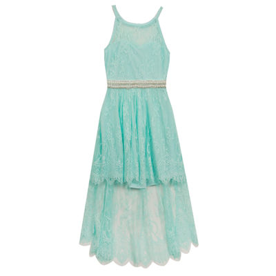 Rare Editions Sleeveless Party Dress Girls