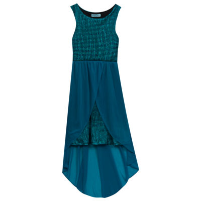 Rare Editions Embellished Sleeveless Maxi Dress - Big Kid Girls