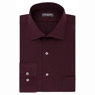 Van Heusen Flex Collar Stretch Long Sleeve Twill Dress Shirt Big & Tall