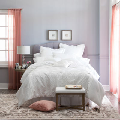 Liz Claiborne Mirage 13-pc. Jacquard Comforter Set