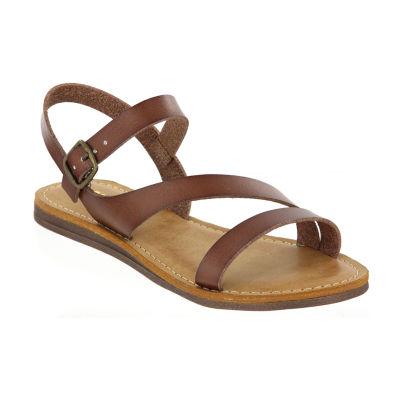 Mia Girl Womens Caelan Flat Sandals