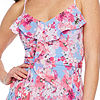 Premier Amour Sleeveless Floral Fit & Flare Dress