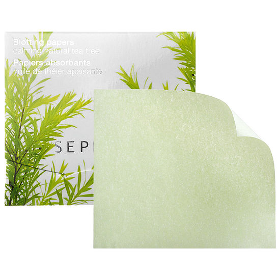 SEPHORA COLLECTION Calming Natural Tea Tree Blotting Papers