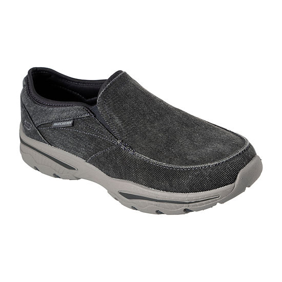 02988149ac2c Skechers Moseco Mens Slip On Shoes JCPenney