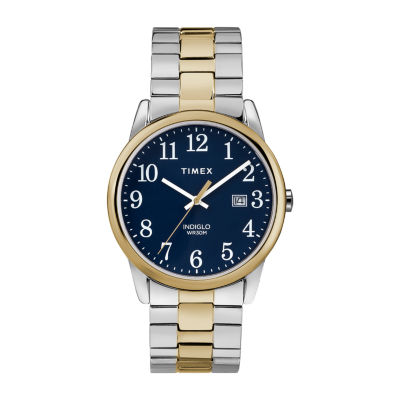 Timex Unisex Two Tone Expansion Watch-Tw2r58500jt