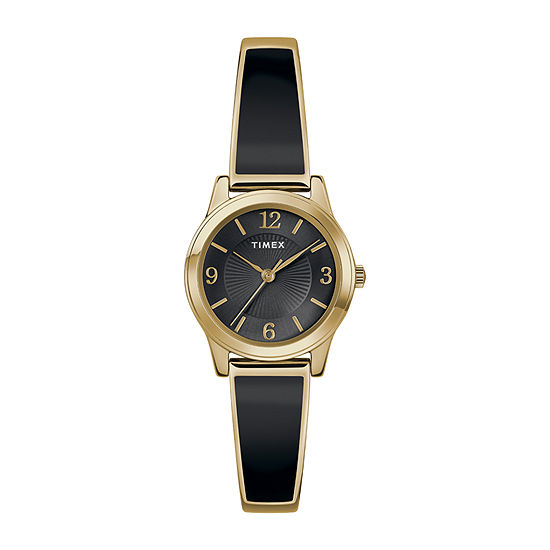 Timex Womens Two Tone Stainless Steel Expansion Watch-Tw2r92900jt