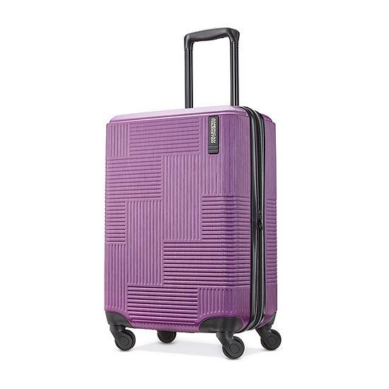 American Tourister Stratum Xlt 20 Inch Hardside Lightweight Luggage