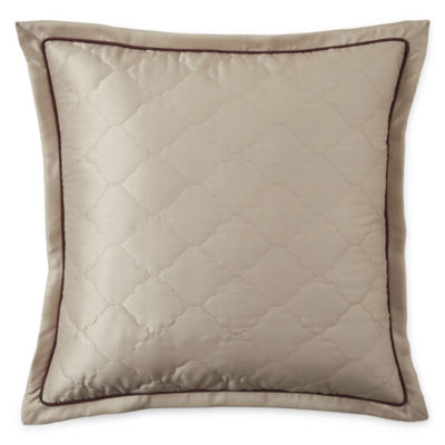 JCPenney Home Carson Medallion Euro Pillow