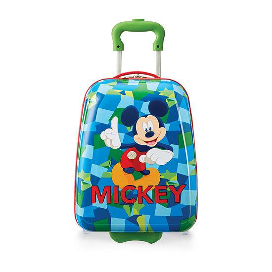 American Tourister Disney Kids 16 Inch Hardside Lightweight Luggage