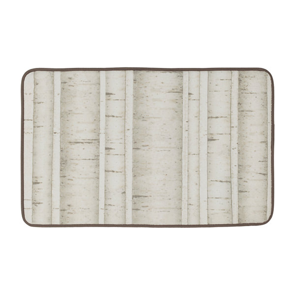 Hautman Brothers White Birch Bath Rug