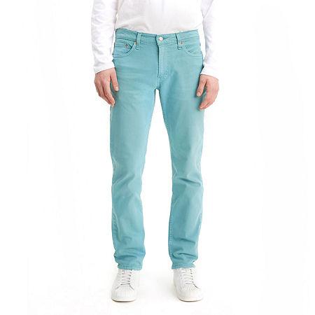 Levi's Mens 511 Stretch Slim Fit Jean, 38 32, Blue
