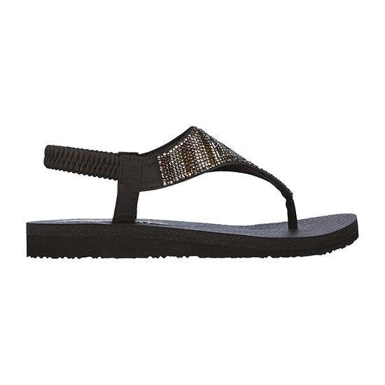 Skechers Womens Meditation Strap Sandals