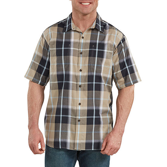 Dickies® Icon Relaxed Fit Yarn Dyed Shirt - Big & Tall