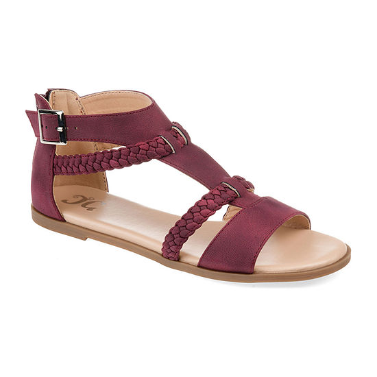 Journee Collection Womens Florence Flat Sandals