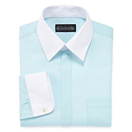 D'Amante Contrast Dress Shirt