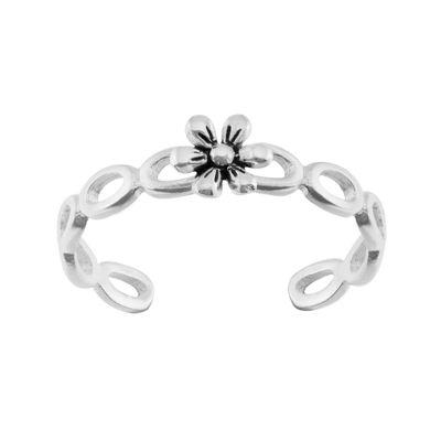 Itsy Bitsy Sterling Silver Toe Ring