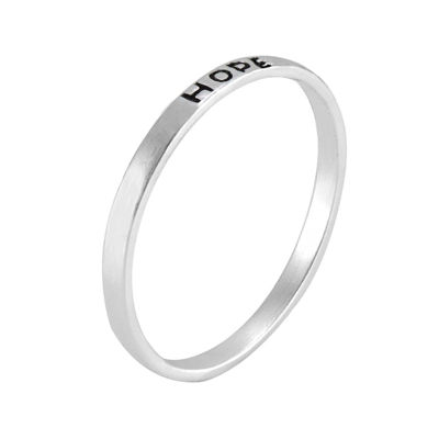 itsy bitsy™ Sterling Silver Hope Ring