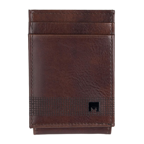 Collection by Michael Strahan Front Pocket Wallet