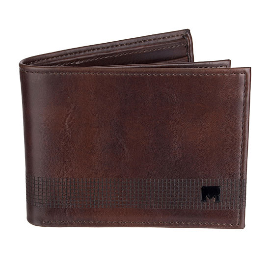 Collection By Michael Strahan Bifold X Capacity Slimfold Wallet