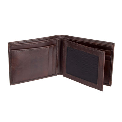 Collection by Michael Strahan Bifold X-Capacity Slimfold Men's Wallet