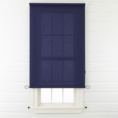 Outdoor Canvas Roller Shade