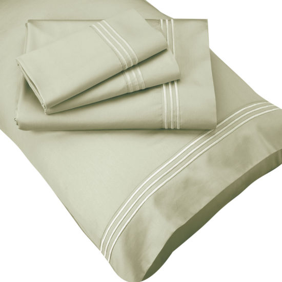 PureCare® Luxurious SuperSoft SeaCell™ Sateen Set of 2 Pillowcases