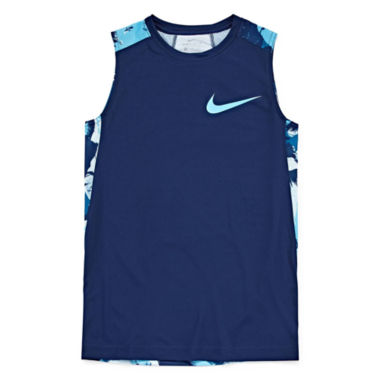 Nike Muscle T-Shirt - Big Kid Boys