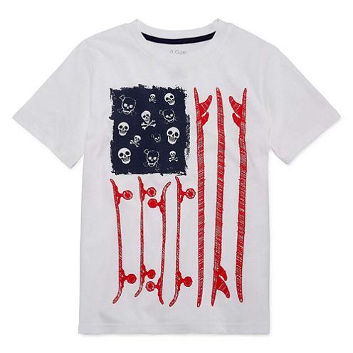 City Streets Short Sleeve T-Shirt- 4-20 Boys