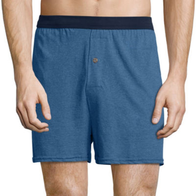 Hanes Men's FreshIQ™ ComfortFlex® Waistband Knit Boxer 3-Pack - Big