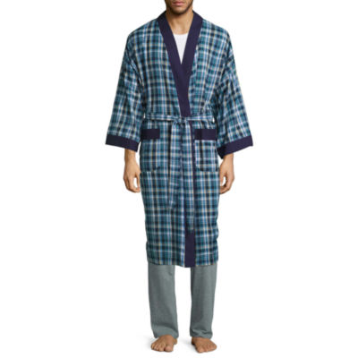 Izod Long Sleeve Robe-Big