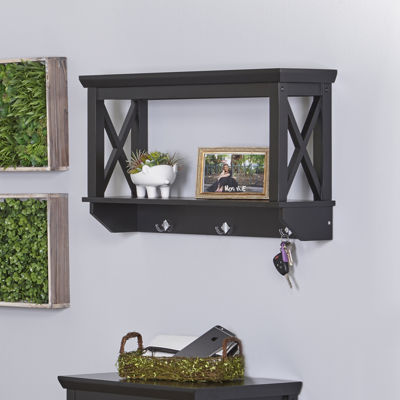 1-Shelf Bathroom Shelf