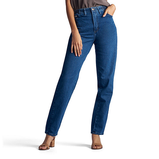 Lee® Relaxed Fit Side-Elastic Jeans
