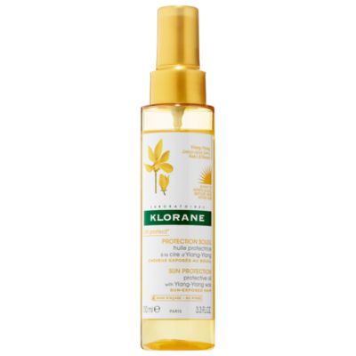 Klorane Sun Protection Protective Oil with Ylang-Ylang Wax